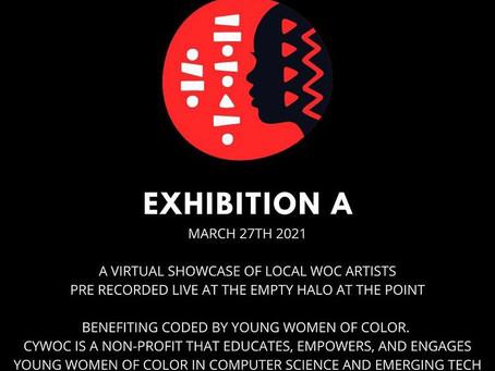CYWOC's Exhibition A