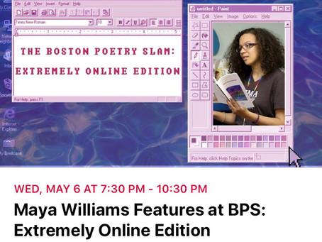 Boston Poetry Slam Online Feature