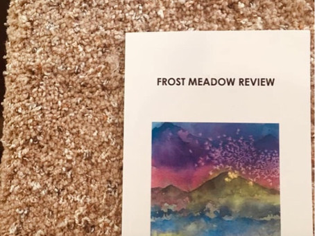 Writers of Frost Meadow Review at Quiet City Books