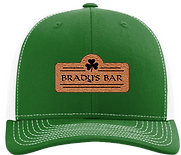 Brady's - Richardson - 112 - kelly _ whi