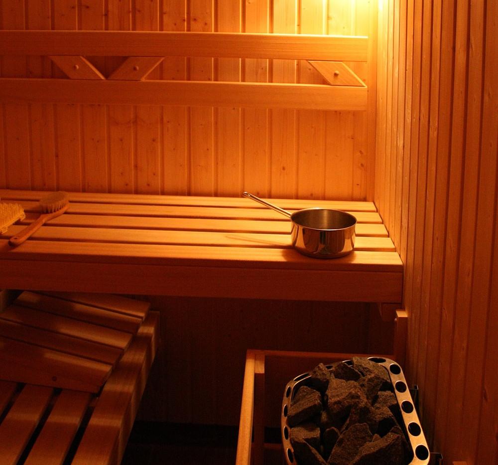 Chalupa Radějov sauna