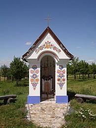 Chalupa Radějov vinice