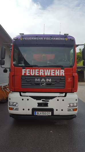Fuerwehr Fischamend LKW