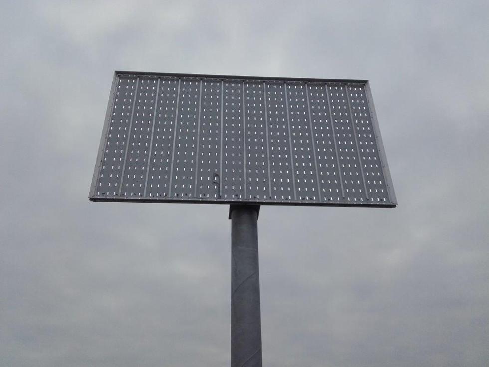 LED Beleuchtungskonstruktion
