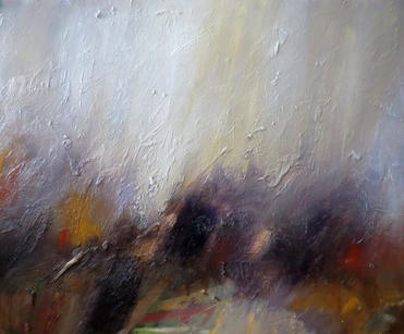 After the Storm, Oil on canvas, 100 x 120cm