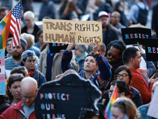 Rights of Transgender and Nonbinary Individuals #WontBeErased