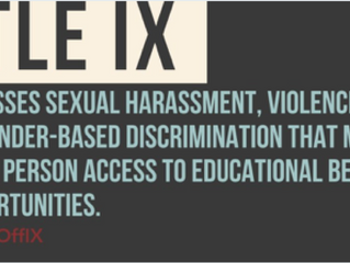Proposed Changes to Title IX Threaten to Strip Away Essential Protections for Students