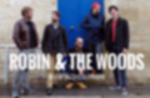 Samedi 18 mai 2019 - 18h45 - Robin & The Woods