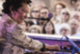 Rhoda Scott-Jazz Pourpre en Périgord