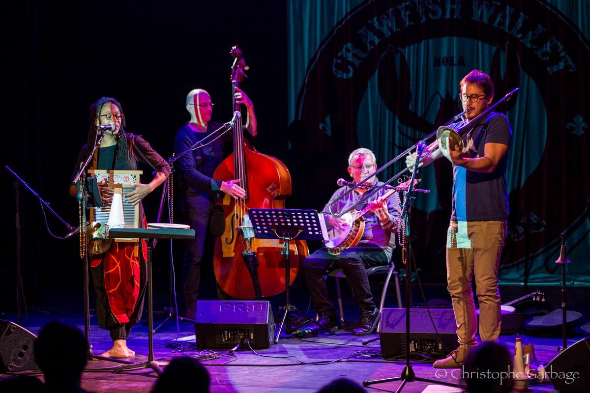 Concert Jazz en Chais avril 2020
