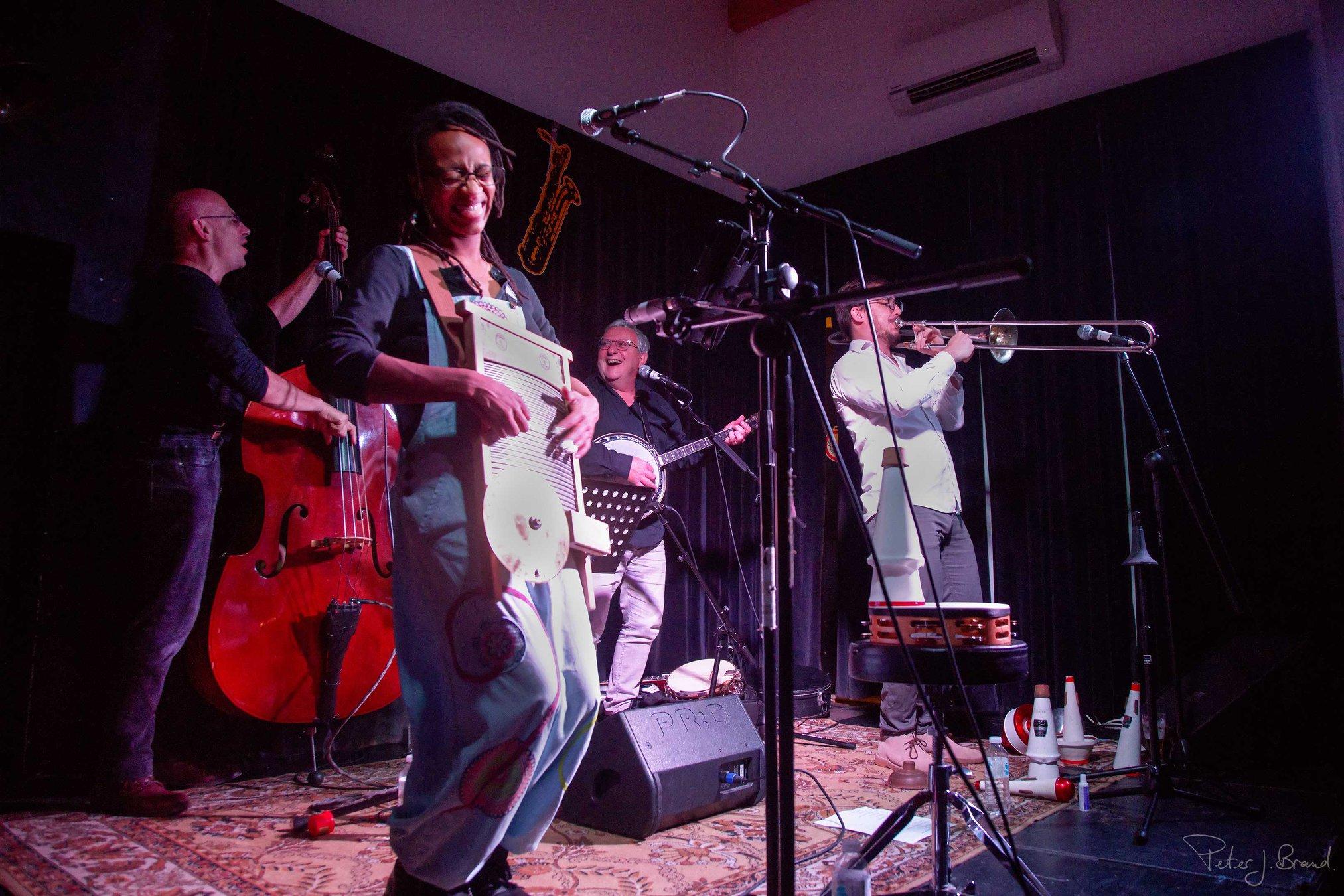 Concert Jazz en Chais 3 avril 2020
