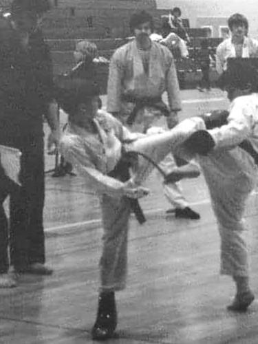American Karate Studios Past