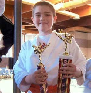 American Karate Studios Past Dennis Nackor
