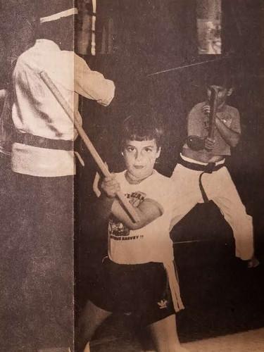 American Karate Studios Past News Clip