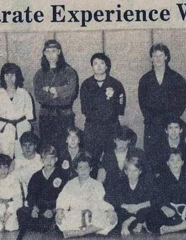 American Karate Studios Past News Clip 2