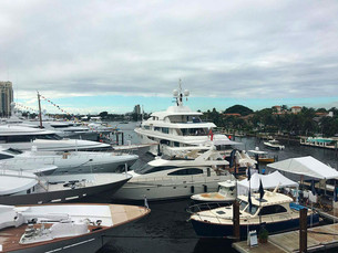 Fort Lauderdale International Boat Show Flibs 2016