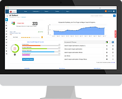 Front-End User Interface And Integrated Access Modules (IAM) Dashboard