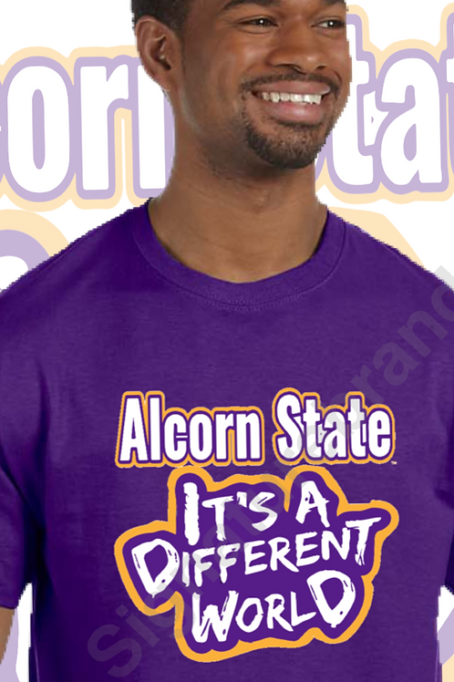 Alcorn State It's A Different World