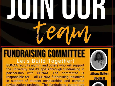 COMMITTEE HIGHLIGHT, Fundraising Committee