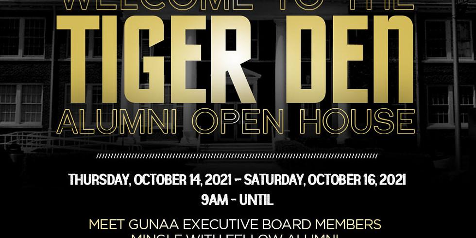 THE TIGER DEN (OPEN HOUSE)