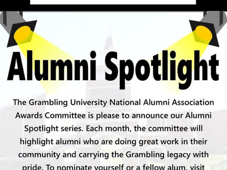 Launch of the Alumni Spotlight