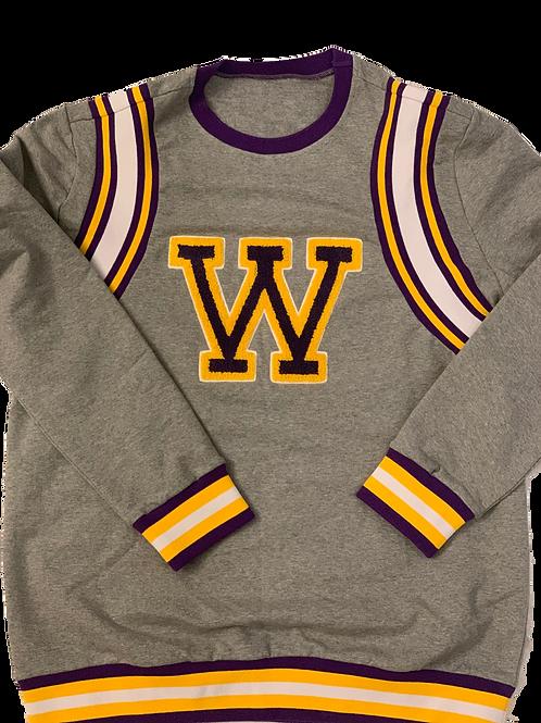 Wossman Varsity Sweaters