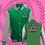 Thumbnail: Fleece Varsity Jacket
