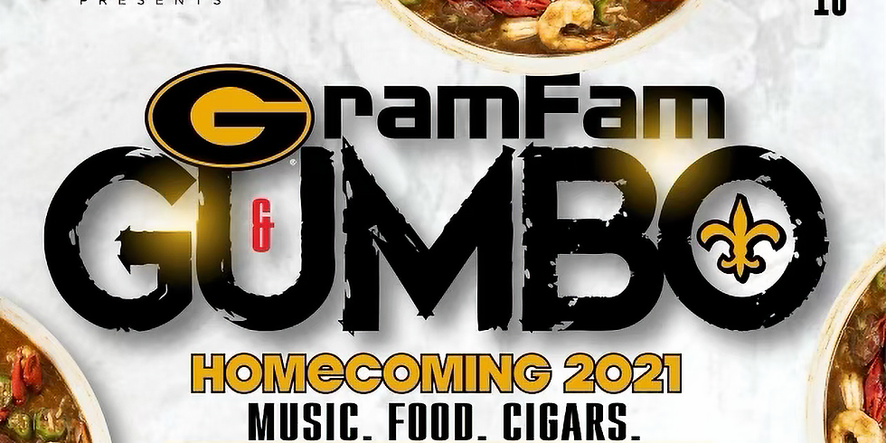 GramFam & Gumbo Party