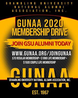 2021 GUNAA MEMBERSHIP