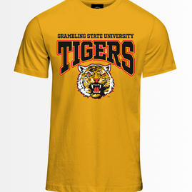 Gold Game Day t-shirt