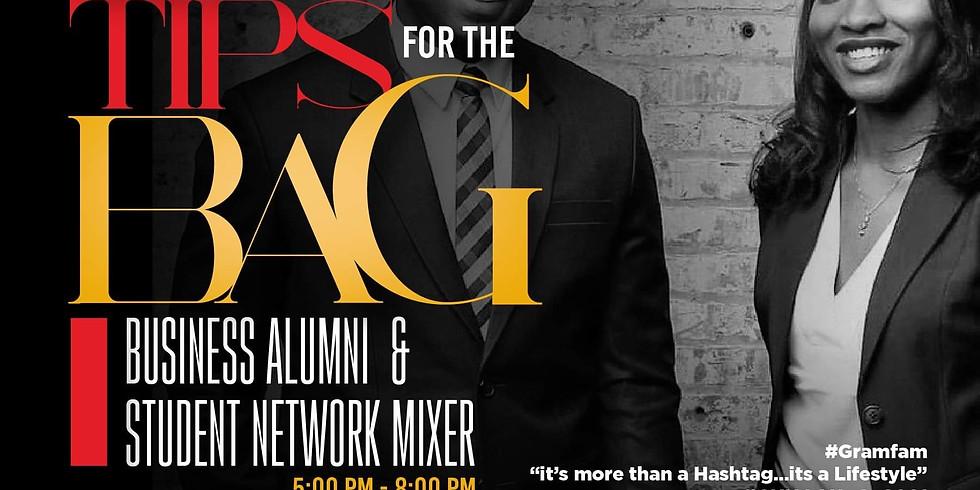 "GUNAA Young Alumni Presents ""Tips For The Bag"""