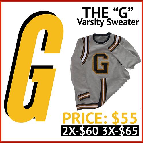 """GUNAA  - """"G"""" Sweater"""