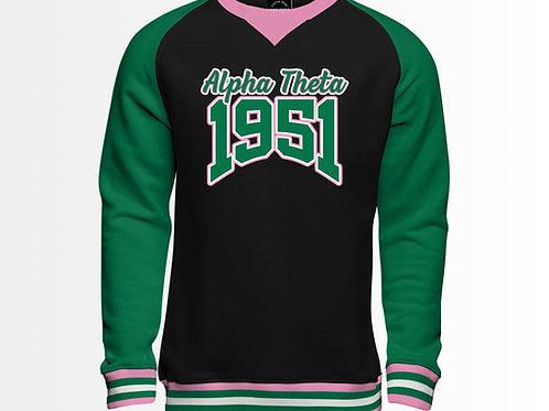 Alpha Theta Varsity Sweater