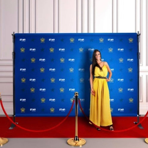 Step and Repeat/Backdrops
