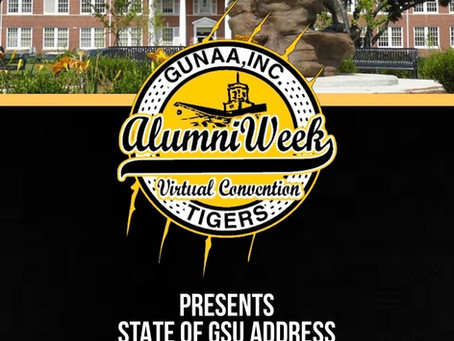 AIumni Week: State of GSU Address