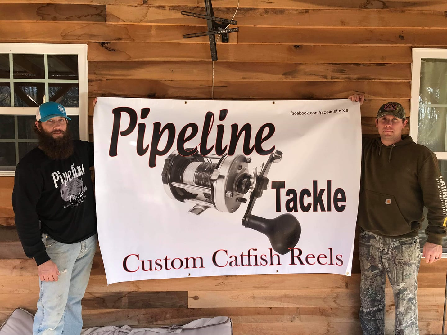 Pipeline Tackle Banner