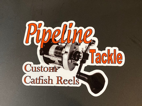 Tackle Box Sticker