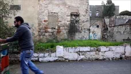 Complaining Container: Hamody Gannam & David Behar Perahia 2014