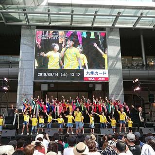 九州ゴスペルフェスティバル2019①★九州最大のゴスペルイベントで歌いました。