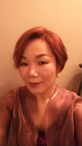 赤毛のサラ この夏から、あちこちに出没!(^O^)/♪