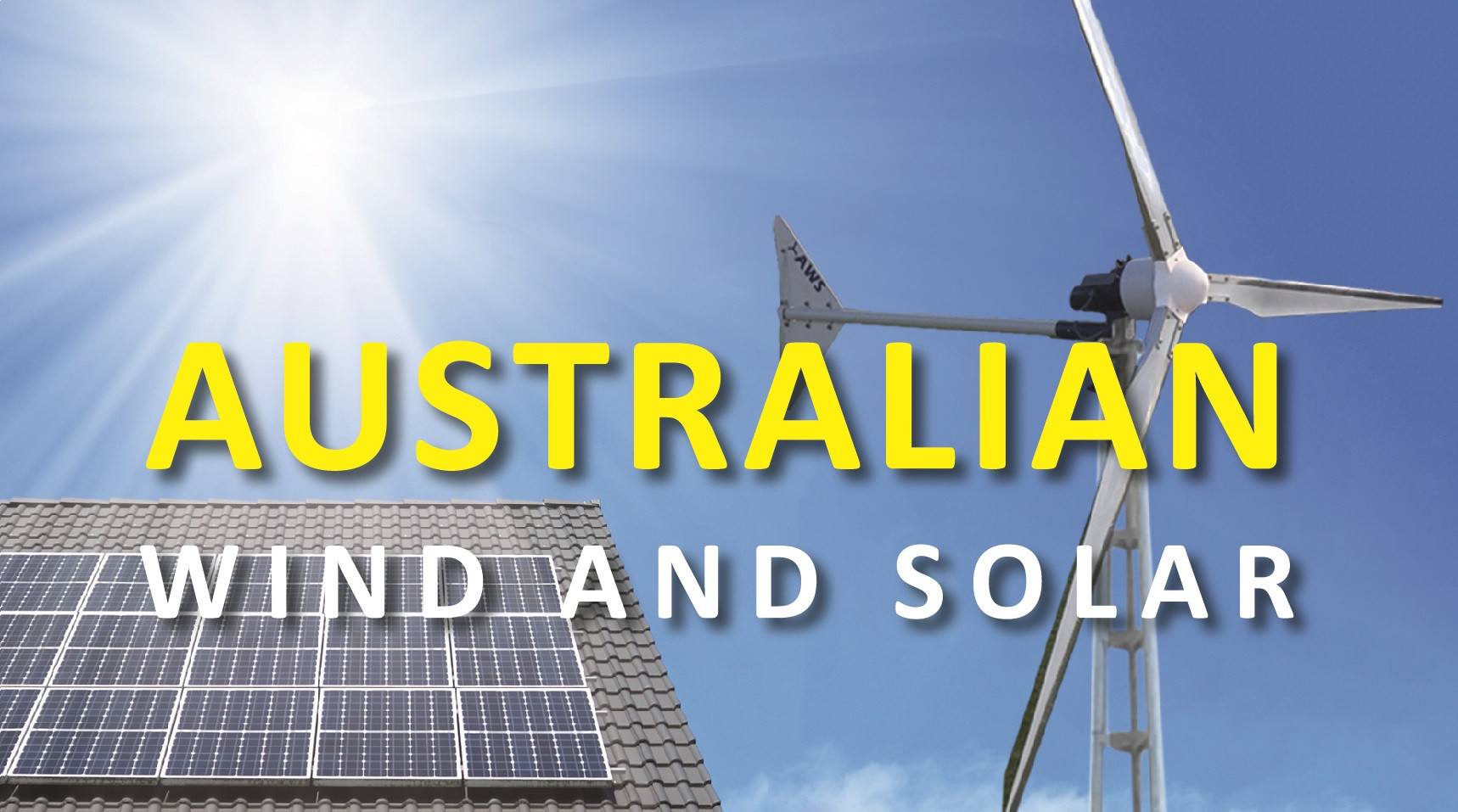 Australian Wind and Solar| Wind Turbines| Buy Wind Turbines
