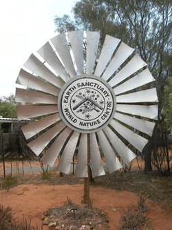 Alice Springs Earth Sanctuary NT