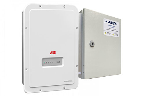ABB Wind Ready Solar Inverter 5kW + AWS Wind Controller WC20A/800
