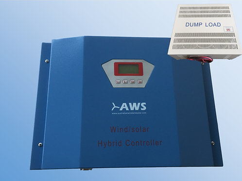 Wind Controller 2kW 48V with Dump Load