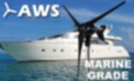 AWS Marine wind turbines