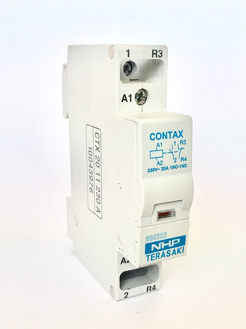 Off-Peak Switching Relay
