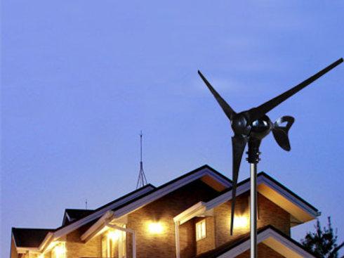 WS AWS 2000 Wind Turbine