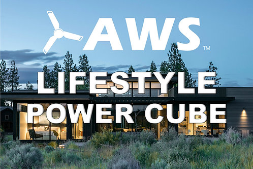 Lifestyle AWS Power Cube
