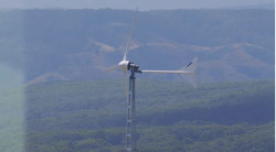 AWS Wind turbine