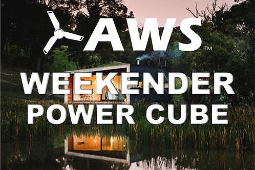 Weekender AWS Power Cube